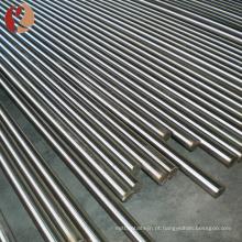 Clipe De Titânio De Metal Puro Ti Gr1 Grau 1 Gr2 Grau 2 TA1 TA2 haste rolada bar ASTM B348 preço de 1 kg