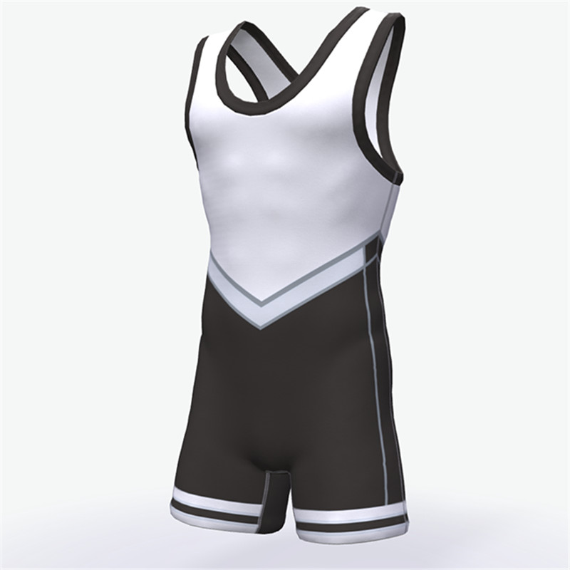 customized printing wrestling singlets