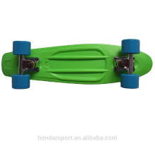 "hot selling high quality 22"" plastic skateboards with the lowest price"