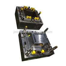 Service Supremacy Customized Box Mold Moldes de plástico Injection Crate Mold