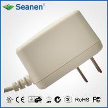 Adaptateur secteur 6watt / 6W avec nous Pin pour appareil mobile, décodeur, imprimante, ADSL, audio et vidéo ou appareil ménager