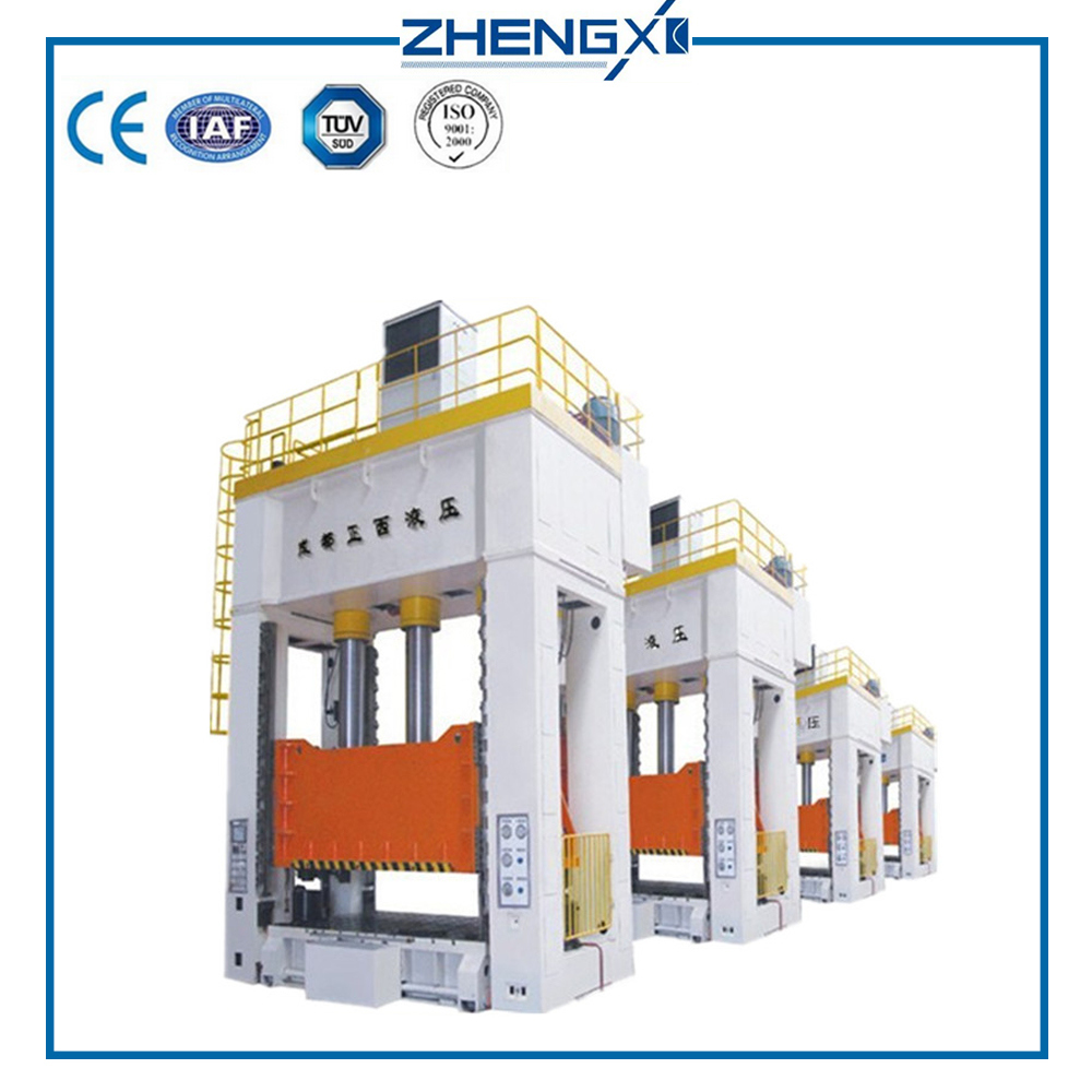 4 Column 800t SMC Hydraulic Press Machine