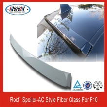 Rear Roof Spoiler Window Wing AC Type For BMW F10