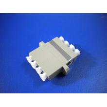LC / PC Mm Adaptador de fibra Quad