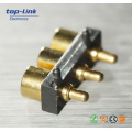 2.80mm Pitch Right Angle Pogo Pin Connector, PCB Pogo Pin Assembly