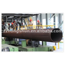LSAW steel pipe / tube Q235 20# CS Q345 API 5L ASTM DIN JIS