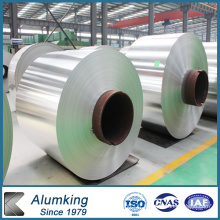 0,02 mm Epaisseur 19600 Feuille d'aluminium pour le marché indien