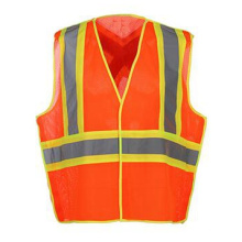 Warning Safety Vest with Pockets