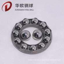 DIN1.3505/AISI 52100 Anti-Abrasive Large Polished Chrome Steel Ball for Auto Bearing