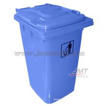 prix de l'usine en plastique qualité produits ménagers garbage bin moule moule en acier