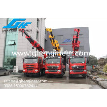 truck crane handling and lifting crane