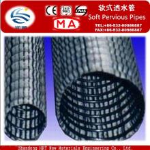 100 mm flexibler durchlässiger Schlauch