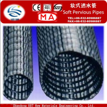 Manguera flexible 100 Mm permeable