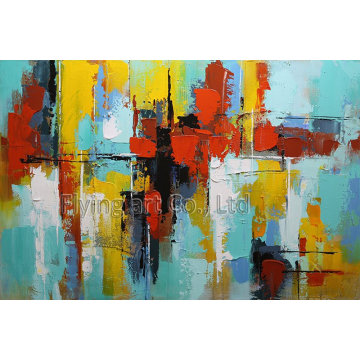 Abstract Acrylic Oil Painting Wall Art
