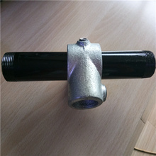 Fer forgé galvanisé Kee Clamp Fittings, clés