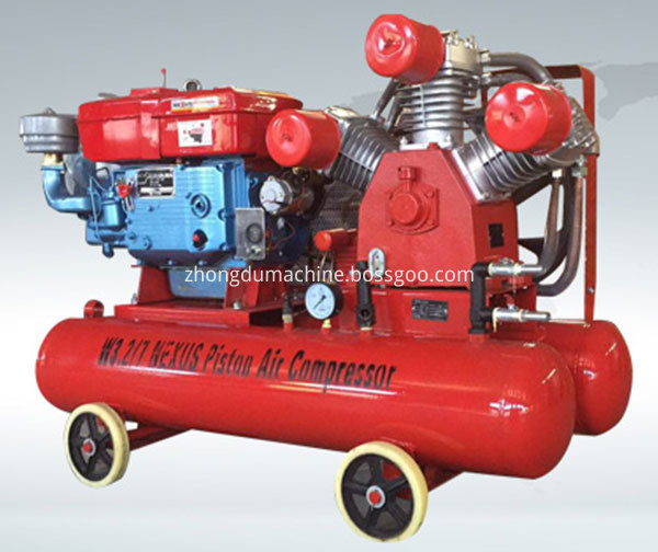 Mini Posion Air Compressor