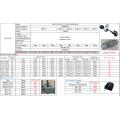 Système de conduite CA pour véhicule électrique ou bateau