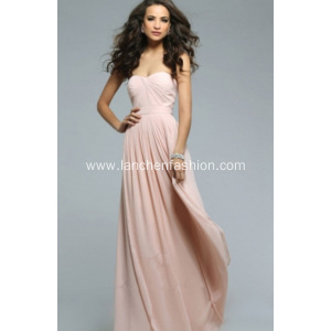 Sweetheart off Shoulder Bridesmaid Dress