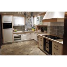 Белая Покрашенная Панель Кухонного Шкафа