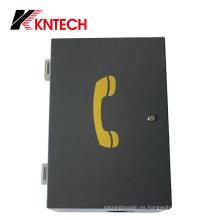 Caja impermeable IP65 Grado Fhs-02 Recinto Kntech