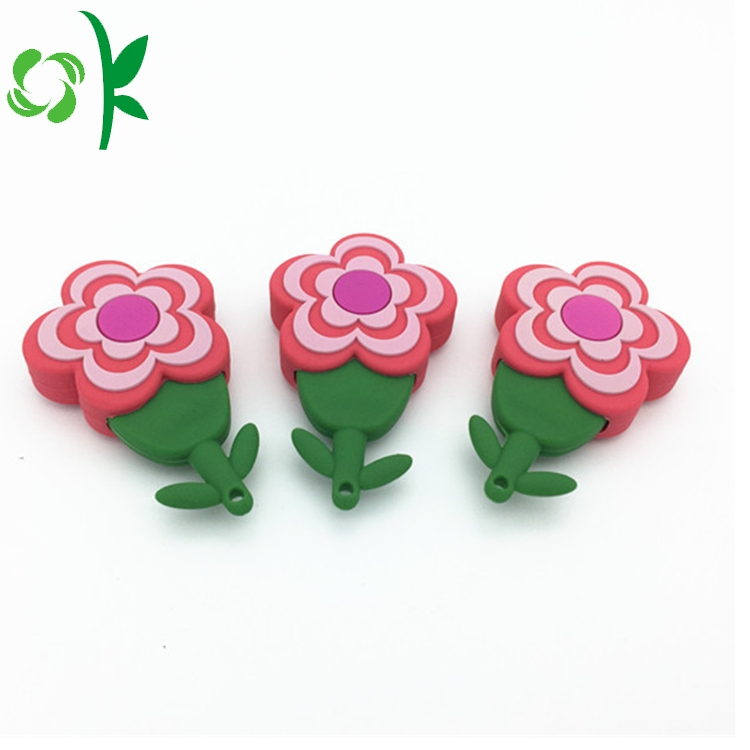 Flower Shape Usb Cover