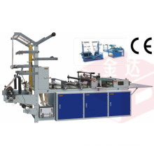 Side Hot Sealing&Cutting Bag Making Machine