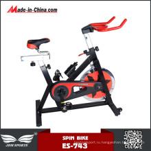 Лучшие продажи фитнес Спорт Велоспорт крытый Спиннинг велосипед для дома