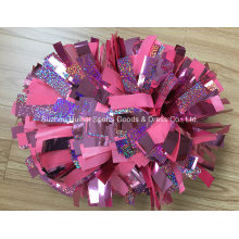 Metallic Mix Plastic POM Poms