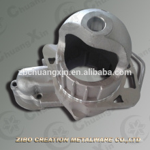 High quality automobile Starter motor end cover alloy aluminum die casting spare parts