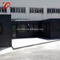 Glass Living Prefabricated Flatpack Preconstruido Industrial Australia Ampliable Home Decor Contenedor House