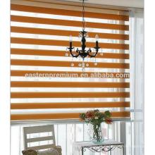 2018 Melhor preço janela Zebra cortina de chuveiro