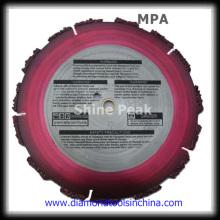 14-дюймовый спасения алмазные диски для резки многоцелевой для спасения использования