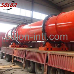shavings drying equipment/Rotary Dryer/Rotary Drum Dryer