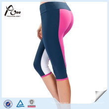 Desgaste profissional da ioga por atacado Customized Lady Yoga Tights