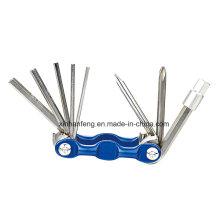 9PCS Bicycle Repair Tool for Bike (HBT-015)