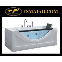 Fashional акриловая массажная ванна со стеклом (BA-8606)