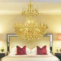 Fancy Modern Living Home Small Drop Pendant Lights for Interior Decoration Chandelier LT-70067
