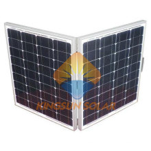 130-160W Monocrystalline Solar Panel with TUV/CE/IEC/Mcs Approved