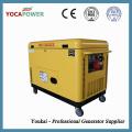 2-цилиндровый дизельный генератор 8-10кВт Тихий генератор
