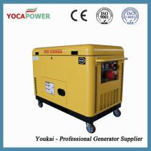 10kVA tragbarer luftgekühlter Dieselmotor Elektrischer Generator Stromerzeugung