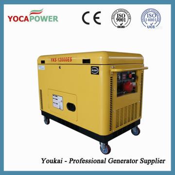 Дизель-генератор с воздушным охлаждением 10кВА