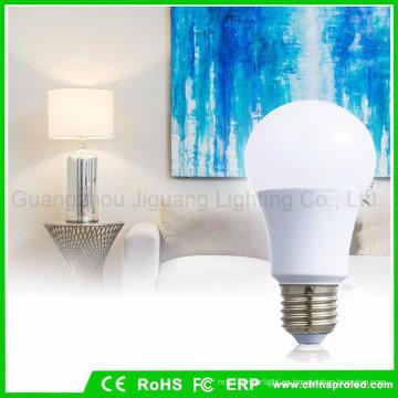 Mejor A19 / A60 3W 5W 7W 9W 12W ahorro de energía bombilla LED iluminación E27 E26 B22