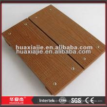 Pátio madeira-plástico composto decking / jardim decking