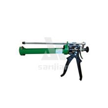 """Le pistolet de calfeutrage squelette le plus récent du type 9 """", le pistolet applicateur de silicone en silicone, le pistolet en silicone (SJIE3013)"""