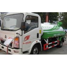 8 M3 HOWO 4X2 Water Tanker Truck (ZZ1167M4611W)