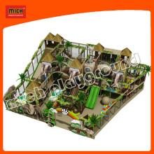 Équipement de terrain de jeu intérieur bon marché pour les enfants ayant des besoins spéciaux