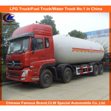 30, 000 Liters Dongfeng LPG Gas Transport Tanker Truck 15mt for Sale
