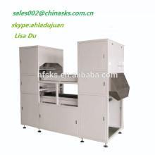 2048 píxeles Cámara CCD de alto rendimiento automático tipo de correa máquina clasificadora de color mineral de Hefei, Anhui