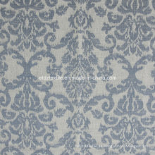 Patrón europeo popular tela de cortina de poliéster