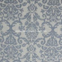 Tecido europeu popular cortina de poliéster